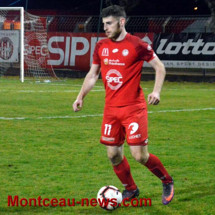 Alex Rougeot FCMB Foot national3 Montceau-news.com 270319