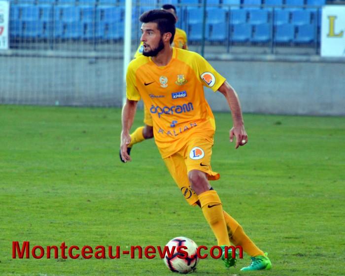 FCG foot Gueugnon national3 Montceau-nes.com 240319