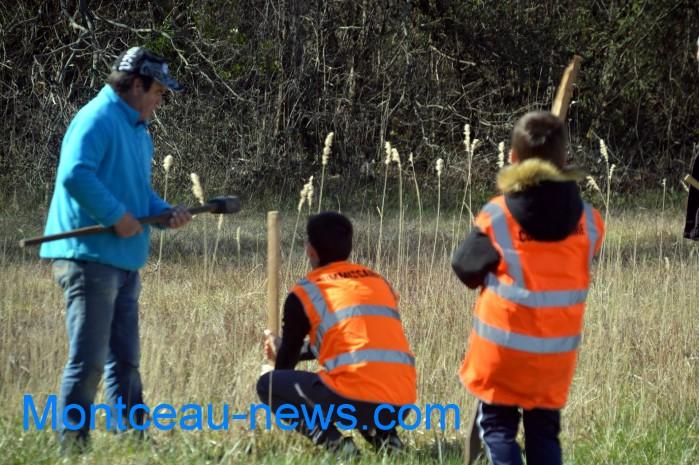 IME papillons blancs handicap jeunes young slalom Saint Vallier sport auto Montceau-news.com 28031913