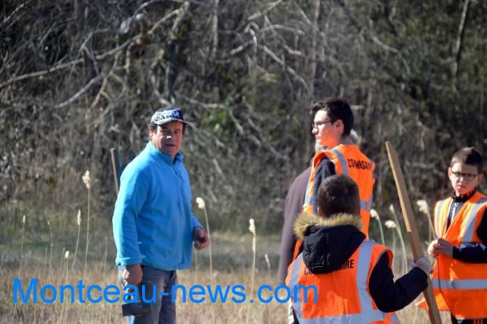 IME papillons blancs handicap jeunes young slalom Saint Vallier sport auto Montceau-news.com 28031914