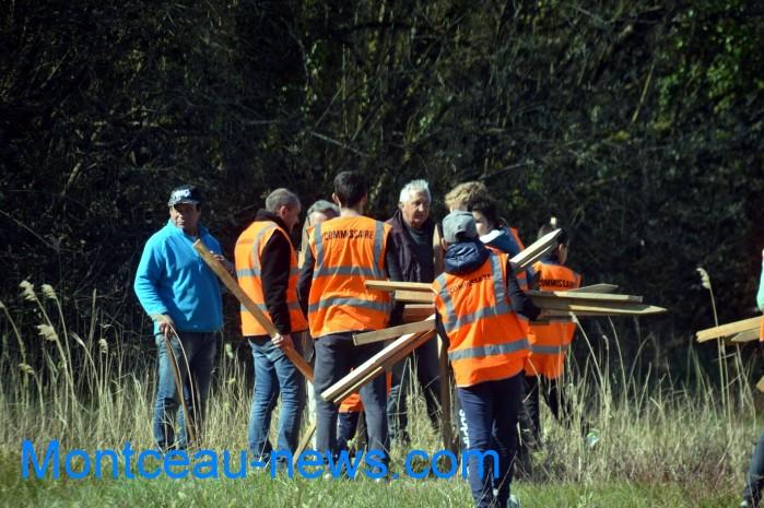 IME papillons blancs handicap jeunes young slalom Saint Vallier sport auto Montceau-news.com 2803195