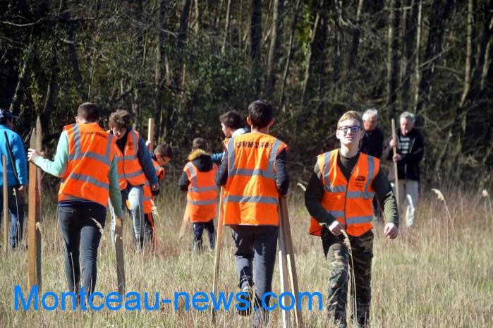 IME papillons blancs handicap jeunes young slalom Saint Vallier sport auto Montceau-news.com 2803197
