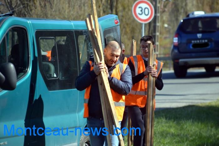 IME papillons blancs handicap jeunes young slalom Saint Vallier sport auto Montceau-news.com 2803199