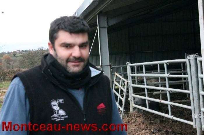 Jeremy Decerle paysan FDSEA FNSEA agriultuyre politiquie Macron Erope Montceau-news.com 260319