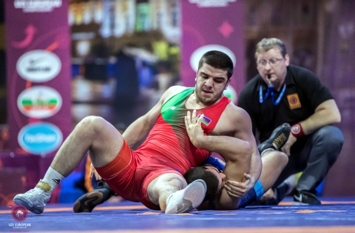 Joel COFFARD lutte arbitre championnats Europe Novi Sad Serbie Montceau-news.com 130319
