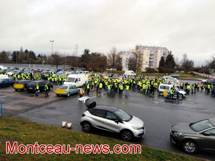 Journee action gilets jaunes Magny 0203191