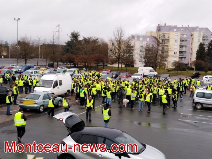 Journee action gilets jaunes Magny 0203192