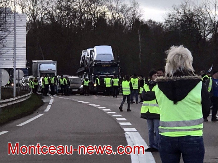 Journee action gilets jaunes Magny 02031941