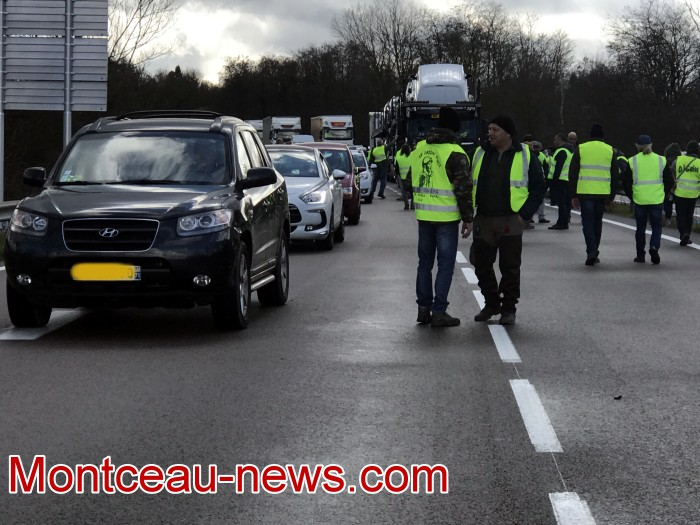 Journee action gilets jaunes Magny 02031944