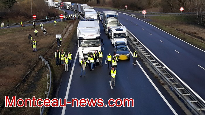 Journee action gilets jaunes Magny 02031947