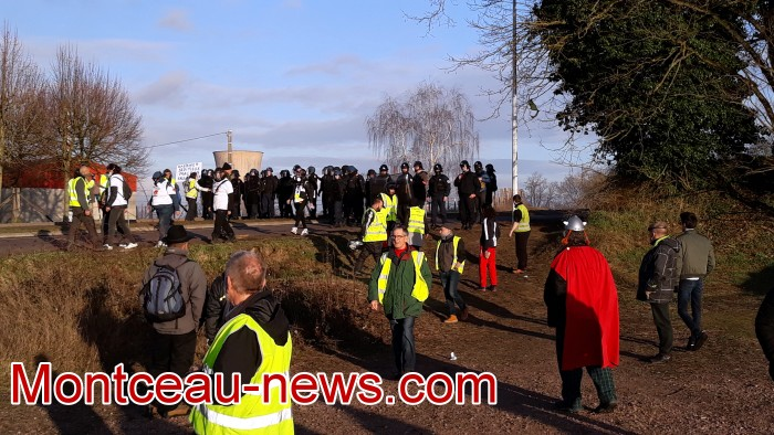 Journee action gilets jaunes Magny 02031960