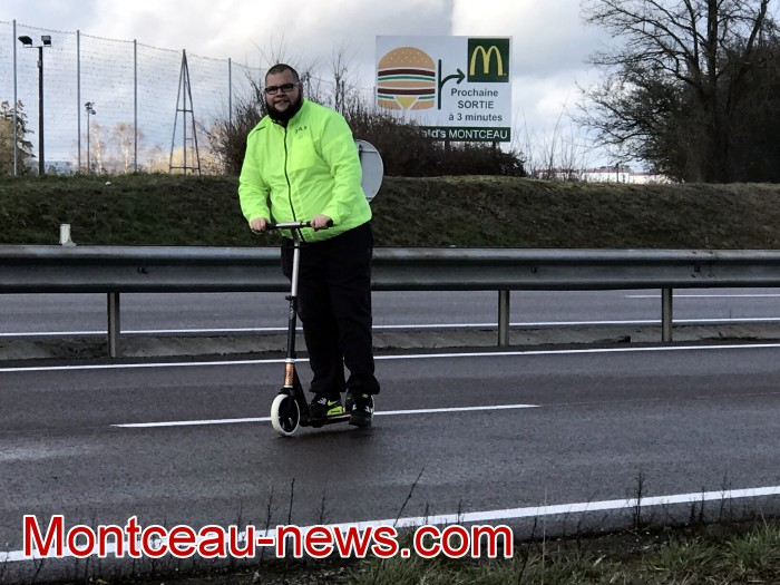 Journee action gilets jaunes Magny 02031975