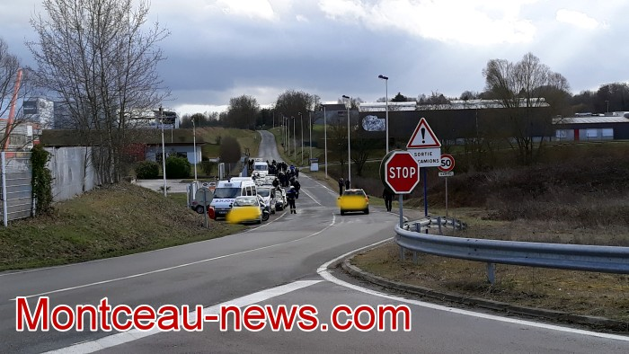 Journee action gilets jaunes Magny 02031983