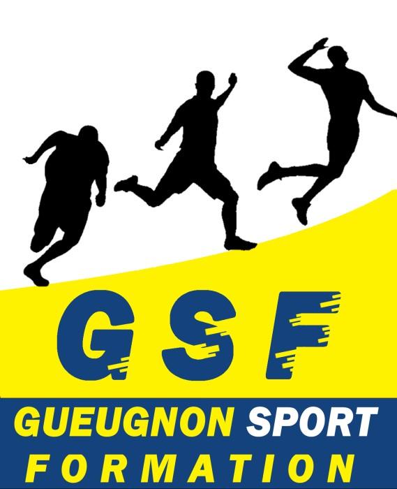 Logo GSF Gueugnon sport formation Montceau-news.com 140319