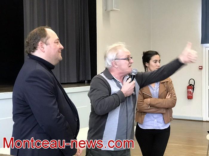 Mouvement gilets jaunes Magny Montceau social Montceau-news.com 09031942