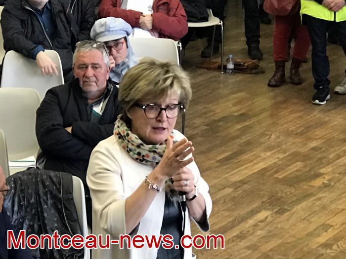 Mouvement gilets jaunes Magny Montceau social Montceau-news.com 09031943