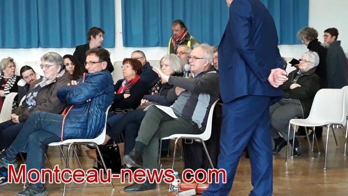 Mouvement gilets jaunes Magny Montceau social Montceau-news.com 0903198