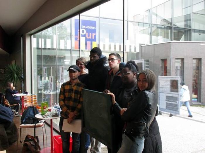 Musee maison ecole Montceau atelier ecriture deuxieme chance Montceau-news.com 150319