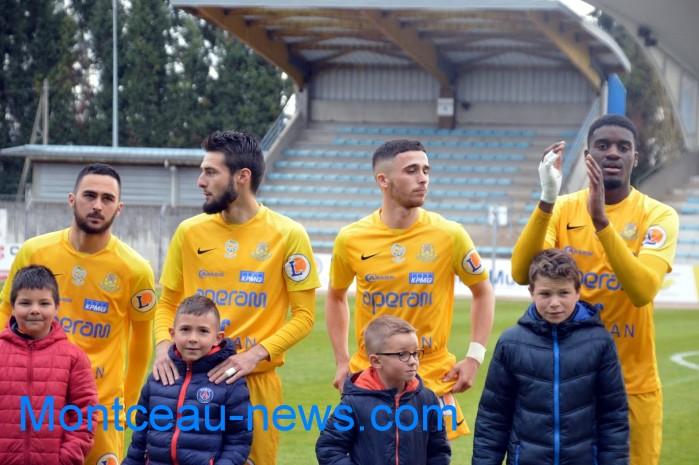 FC Gueugnon, foot soccers national3 Sochaux Montceau-news;com 07041810