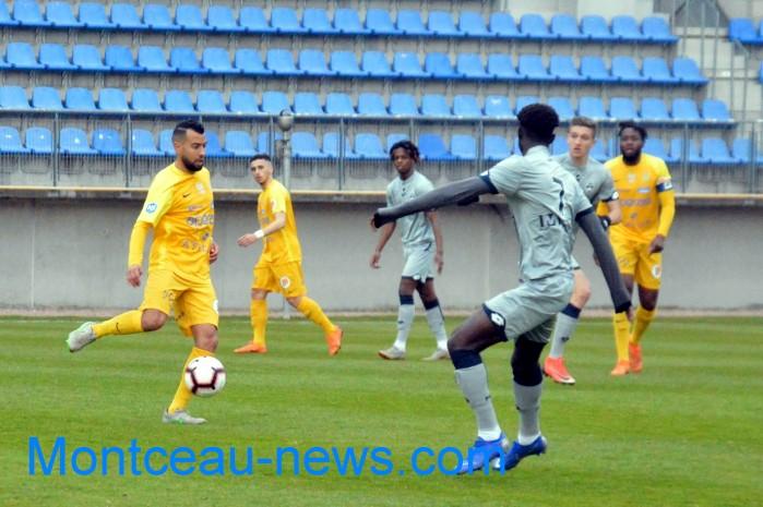 FC Gueugnon, foot soccers national3 Sochaux Montceau-news;com 07041812