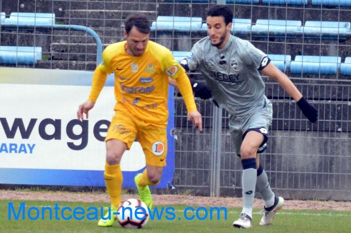 FC Gueugnon, foot soccers national3 Sochaux Montceau-news;com 07041815