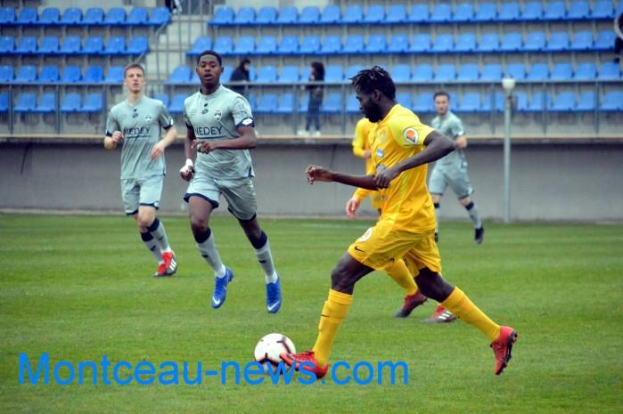 FC Gueugnon, foot soccers national3 Sochaux Montceau-news;com 07041816