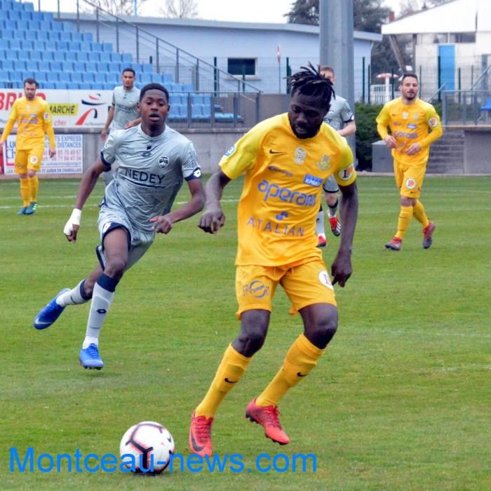 FC Gueugnon, foot soccers national3 Sochaux Montceau-news;com 07041817