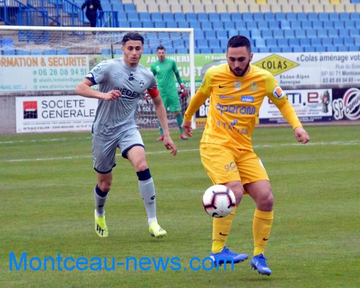 FC Gueugnon, foot soccers national3 Sochaux Montceau-news;com 07041819