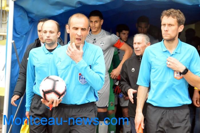 FC Gueugnon, foot soccers national3 Sochaux Montceau-news;com 0704182
