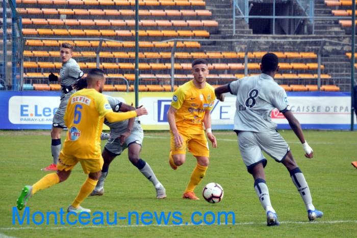FC Gueugnon, foot soccers national3 Sochaux Montceau-news;com 07041820