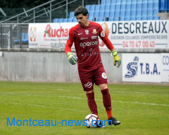 FC Gueugnon, foot soccers national3 Sochaux Montceau-news;com 07041826