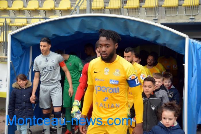 FC Gueugnon, foot soccers national3 Sochaux Montceau-news;com 0704183