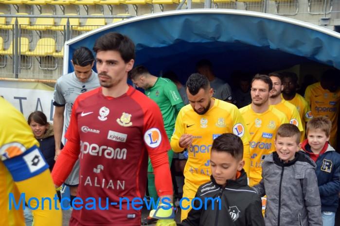 FC Gueugnon, foot soccers national3 Sochaux Montceau-news;com 0704184