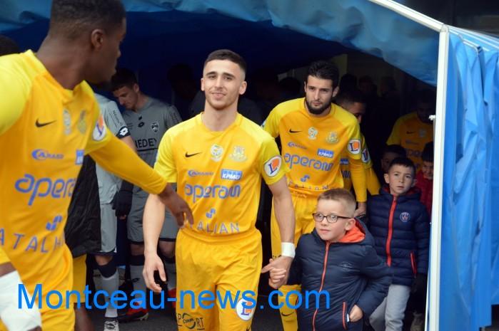 FC Gueugnon, foot soccers national3 Sochaux Montceau-news;com 0704186