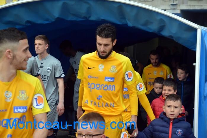 FC Gueugnon, foot soccers national3 Sochaux Montceau-news;com 0704187