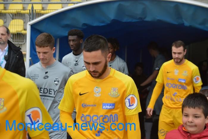 FC Gueugnon, foot soccers national3 Sochaux Montceau-news;com 0704188