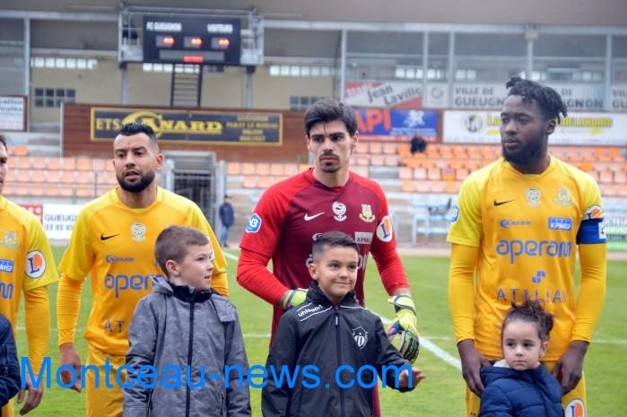 FC Gueugnon, foot soccers national3 Sochaux Montceau-news;com 0704189