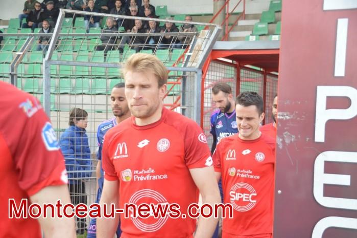 FCMB Besancon foot soccers match national3 Montceau-news.com 14041911