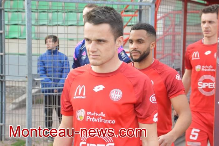 FCMB Besancon foot soccers match national3 Montceau-news.com 14041912