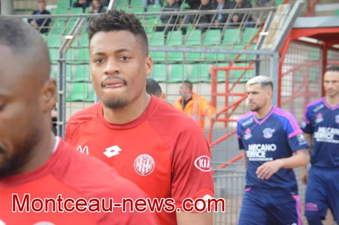 FCMB Besancon foot soccers match national3 Montceau-news.com 14041914