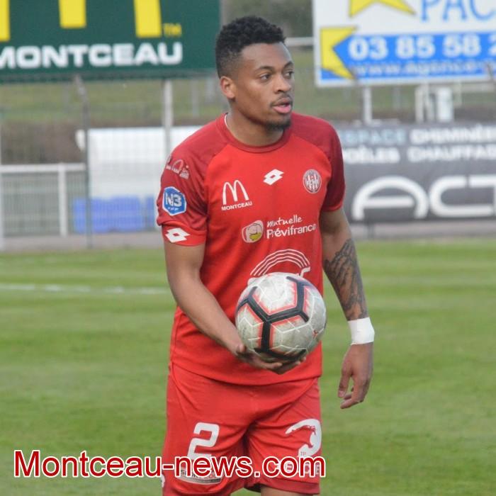 FCMB Besancon foot soccers match national3 Montceau-news.com 14041922