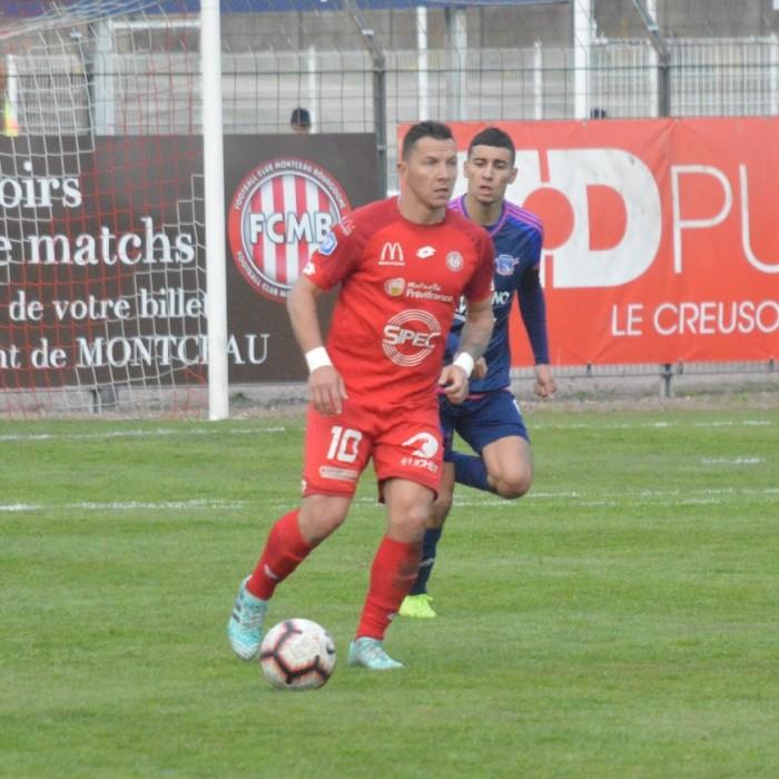 FCMB Besancon foot soccers match national3 Montceau-news.com 14041929