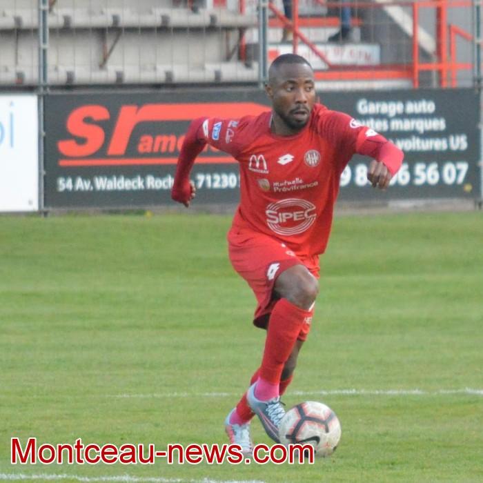 FCMB Besancon foot soccers match national3 Montceau-news.com 14041931