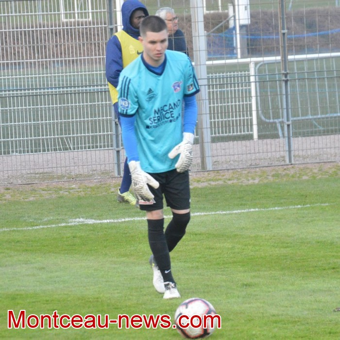 FCMB Besancon foot soccers match national3 Montceau-news.com 14041939
