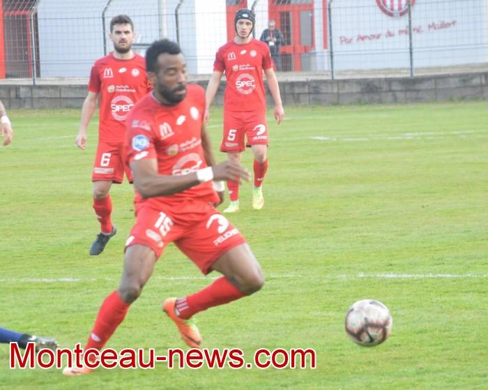FCMB Besancon foot soccers match national3 Montceau-news.com 14041942