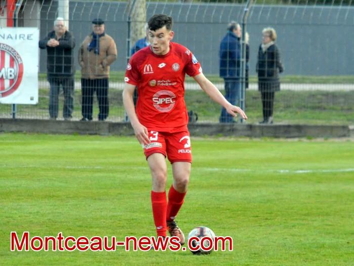 FCMB Besancon foot soccers match national3 Montceau-news.com 14041944