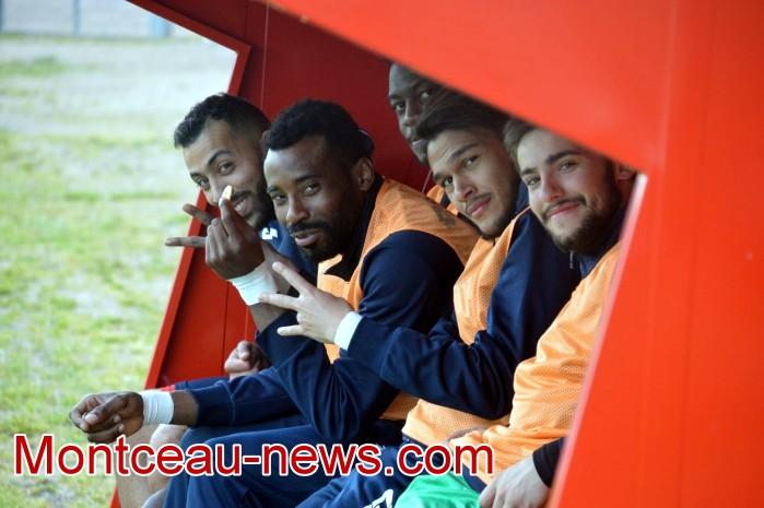 FCMB Besancon foot soccers match national3 Montceau-news.com 1404195