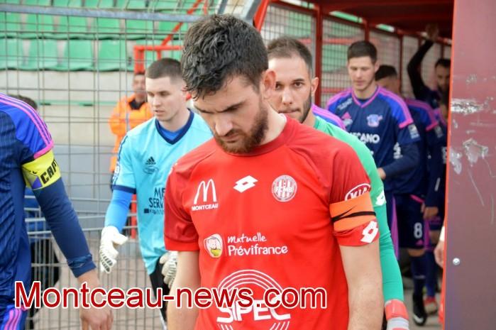FCMB Besancon foot soccers match national3 Montceau-news.com 1404198