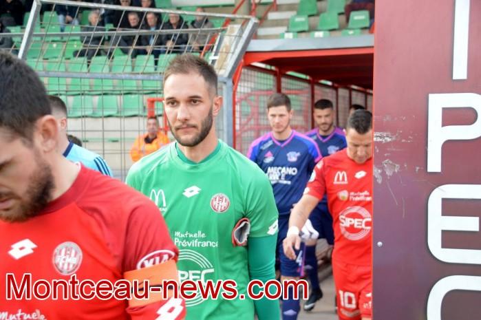 FCMB Besancon foot soccers match national3 Montceau-news.com 1404199