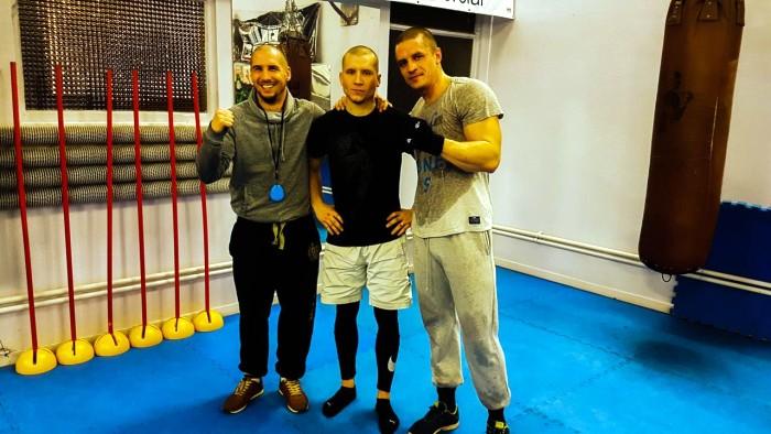Fighting Night 4 Fight club sport combat Lacombe champion Montceau-news.com 060419